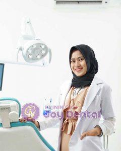 Drg. Annisa Nurul Fikri