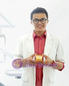 Drg. Dwi Agam Sudrajat